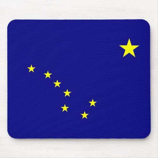 Alaska's Flag Mouse Pad