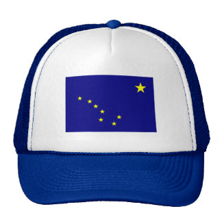 Alaska's Flag Trucker Hat