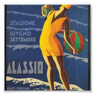 Alassio, Italia Cojinete