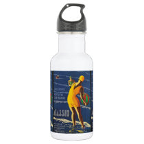 Alassio, Italy Stainless Steel Water Bottle