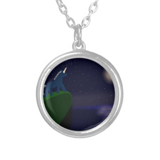 Alastair and the moon pendant