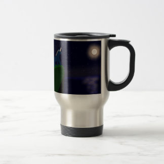 Alastair and the moon travel mug