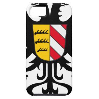 Alb Danube circle coat of arms iPhone SE/5/5s Case