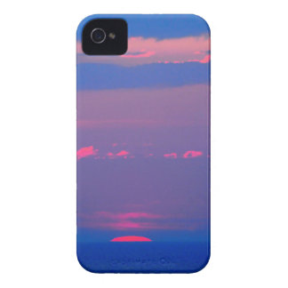 Alba al mar a Adriático, Italia, iPhone 4 Cárcasas