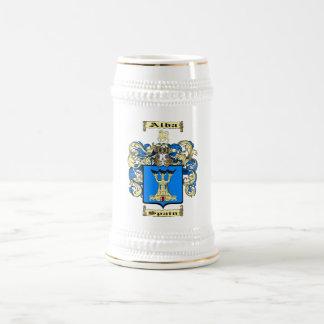Alba Beer Stein