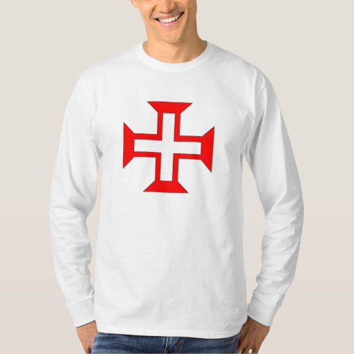 Alba Camisia Crucis Ordinis Christi T Shirt