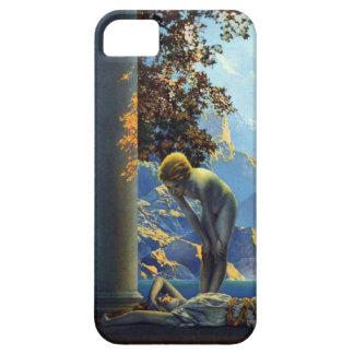Alba de Maxfield Parrish iPhone 5 Protectores