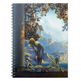 Alba de Maxfield Parrish Note Book