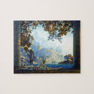Alba de Maxfield Parrish Puzzle