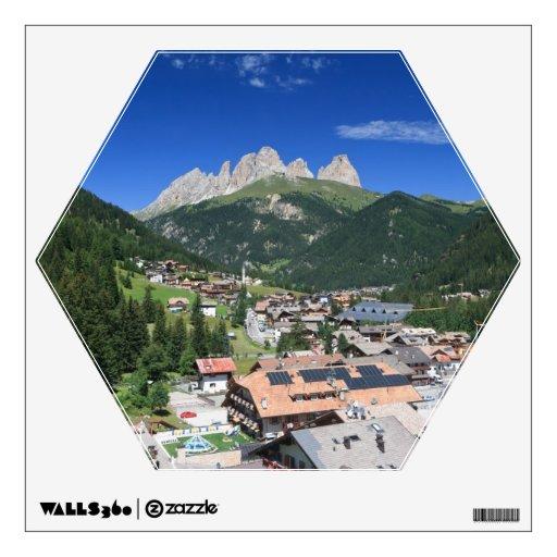 Alba di Canazei, Trentino, Italia