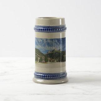 Alba di Canazei, Trentino, Italy Beer Stein