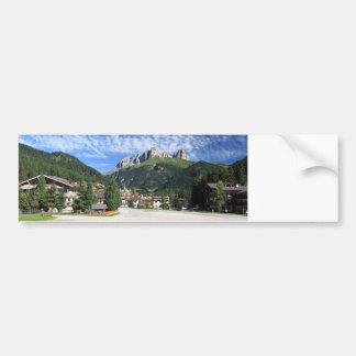 Alba di Canazei, Trentino, Italy Bumper Sticker