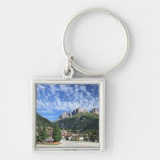 Alba di Canazei, Trentino, Italy Keychain
