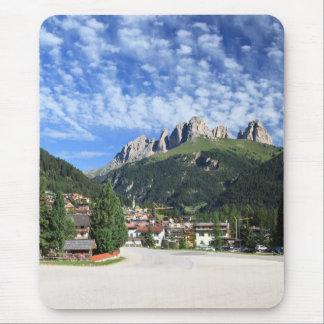 Alba di Canazei, Trentino, Italy Mouse Pad