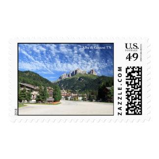 Alba di Canazei, Trentino, Italy Postage