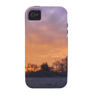 Alba iPhone 4 Funda