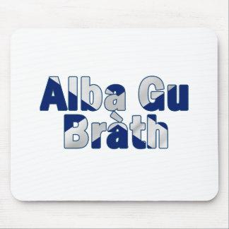 Alba gu bràth Design Mouse Pad