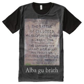 Alba gu brath tee All-Over print shirt