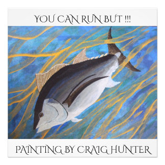 Albacore,fishing,sports, Photo Print