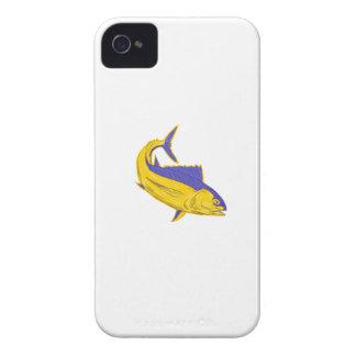 Albacore Tuna Fish Drawing iPhone 4 Cover