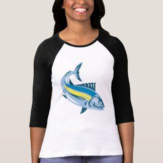 Albacore Tuna Fish Retro T Shirt