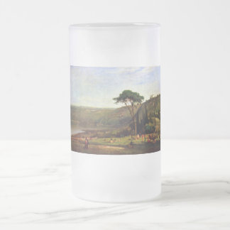 Albanersee by George Inness Coffee Mugs