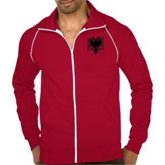 Albanés Eagle Chaqueta Imprimida