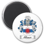 Albanese Family Crest Magnets