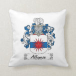 Albanese Family Crest Pillow
