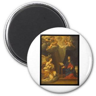 Albani Francesco Baptism of Christ Magnet
