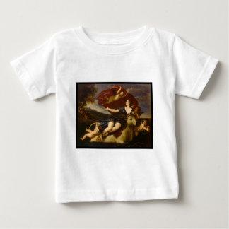 Albani Francesco Rape of Europa Baby T-Shirt