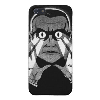 Albani Scary Eyes Hypnotist Poster Cases For iPhone 5