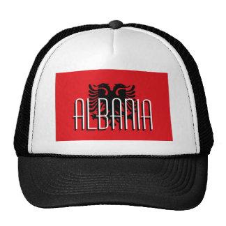 Albania albanian flag souvenir hat
