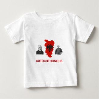 Albania autóctona camisas