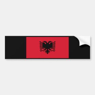 ALBANIA BUMPER STICKER