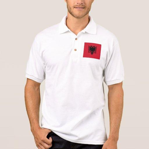 Albania Camiseta