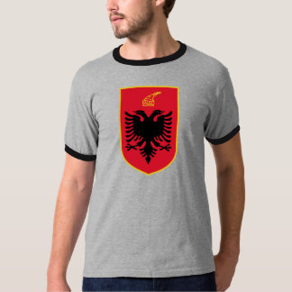 Albania Coat of Arms detail Shirt