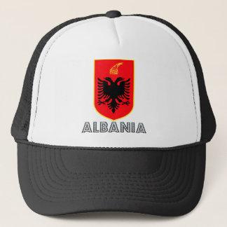 Albania Coat of Arms Trucker Hat