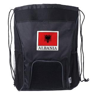 Albania Drawstring Backpack
