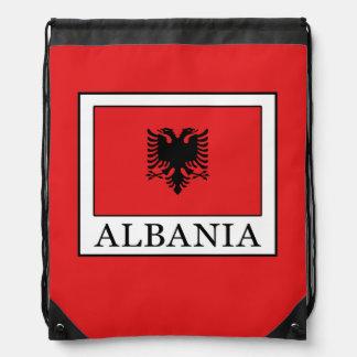 Albania Drawstring Bag