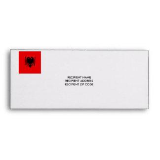 Albania Envelope