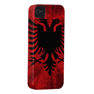 Albania Flag iPhone 4 Cover