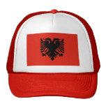 Albania Flag Hats