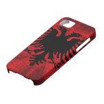 Albania Flag iPhone 5 Cover