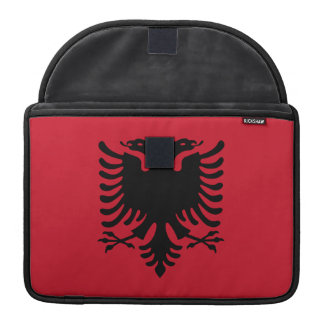 Albania Flag Macbook Pro MacBook Pro Sleeve