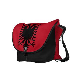 Albania Flag Courier Bags