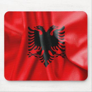 Albania Flag Mouse Pad