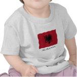 Albania flag t-shirts