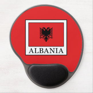 Albania Gel Mouse Pad