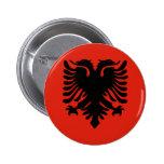 Albania High quality Flag Pin